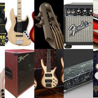 Bass Gear Roundup: The Top Gear Stories in August 2016