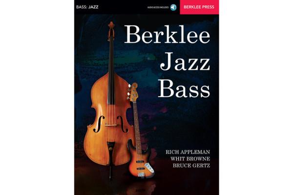 Berklee Bass Professors Craft Bass Instruction Book