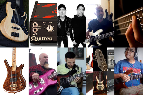 Weekly Top 10: New Metallica, Talking Style, Defining Practice, New Gear, Top Videos and More