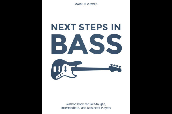 """Next Steps In Bass"" eBook Focuses on Method"