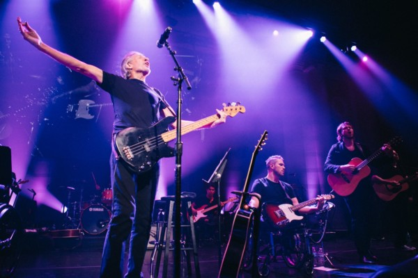 Roger Waters Announces Us + Them Tour