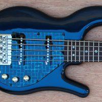 Tensor Bass Expands With the Ultralight Jazz Bass Series
