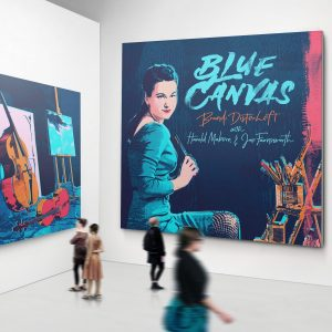Brandi Disterheft: Blue Canvas