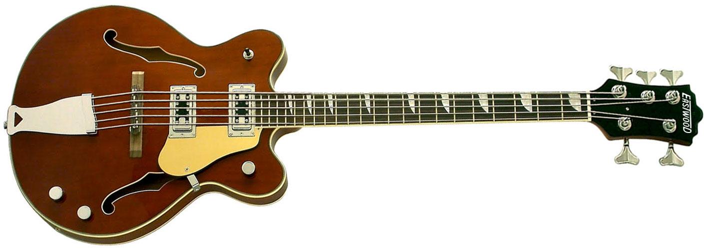 Eastwood Custom Shop Classic 5 Bass