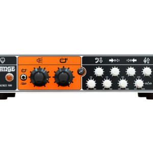 Gear Review: Orange 4-Stroke Bass Amp and OCB410 Cabinet