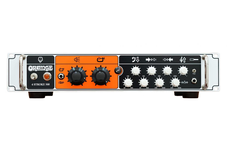 Orange 4-Stroke 300-Watt Bass Amp Front