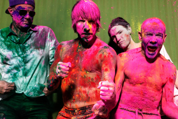 Red Hot Chili Peppers Add More 2017 Tour Dates