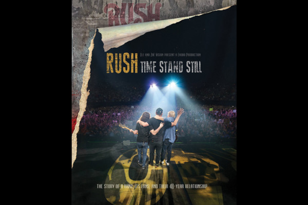 New Rush Documentary Available Now