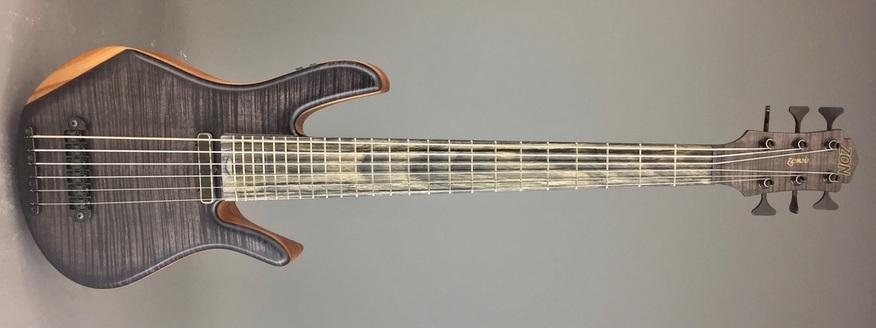 Zon Guitars Zemi Acoustik Bass
