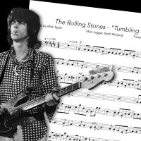 """Bass Transcription: Mick Taylor's Bass Line on The Rolling Stones' """"Tumbling Dice"""""""