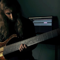 "Linus Klausenitzer: Obscura's ""Akroasis"" Bass Playthrough"