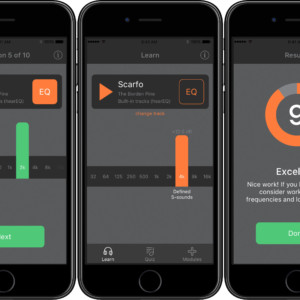 New App Trains Your Ears For EQ'ing