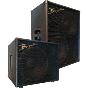 Bergantino Audio Introduces the Reference Series Speaker Cabinets