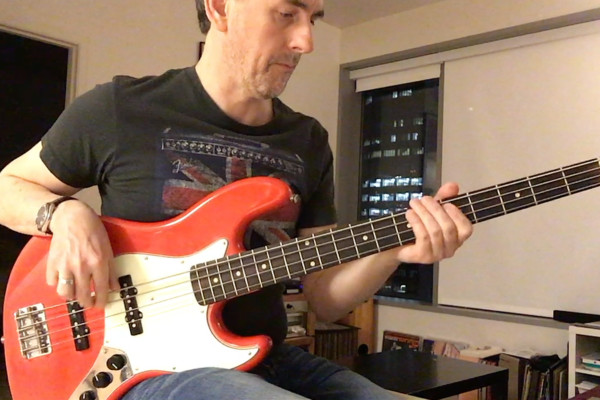 Creative Bass Lines: The Chameleon Variations