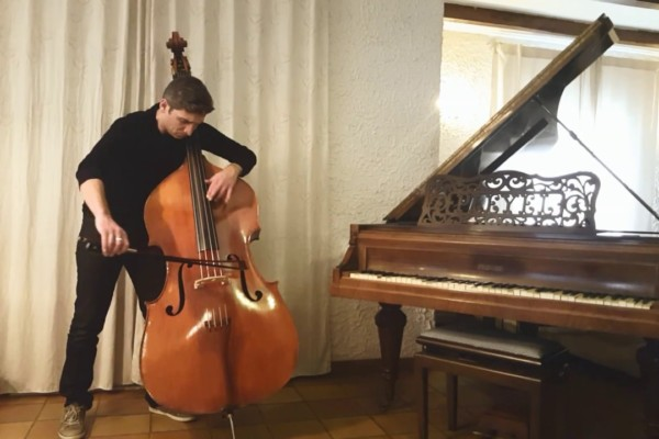 "Jean-Baptiste Salles: Radiohead's ""Exit Music"" for Double Bass"