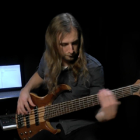 "Linus Klausenitzer: Obscura's ""Ten Sepiroth"" Bass Playthrough"