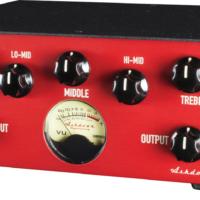 Ashdown Reveals Origin Bass Head and Tube Preamp/DI