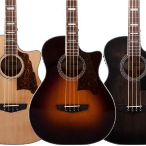 D'Angelico Guitars Announces the Premier Mott Bass