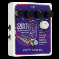 Electro Harmonix Unveils SYNTH9 Pedal