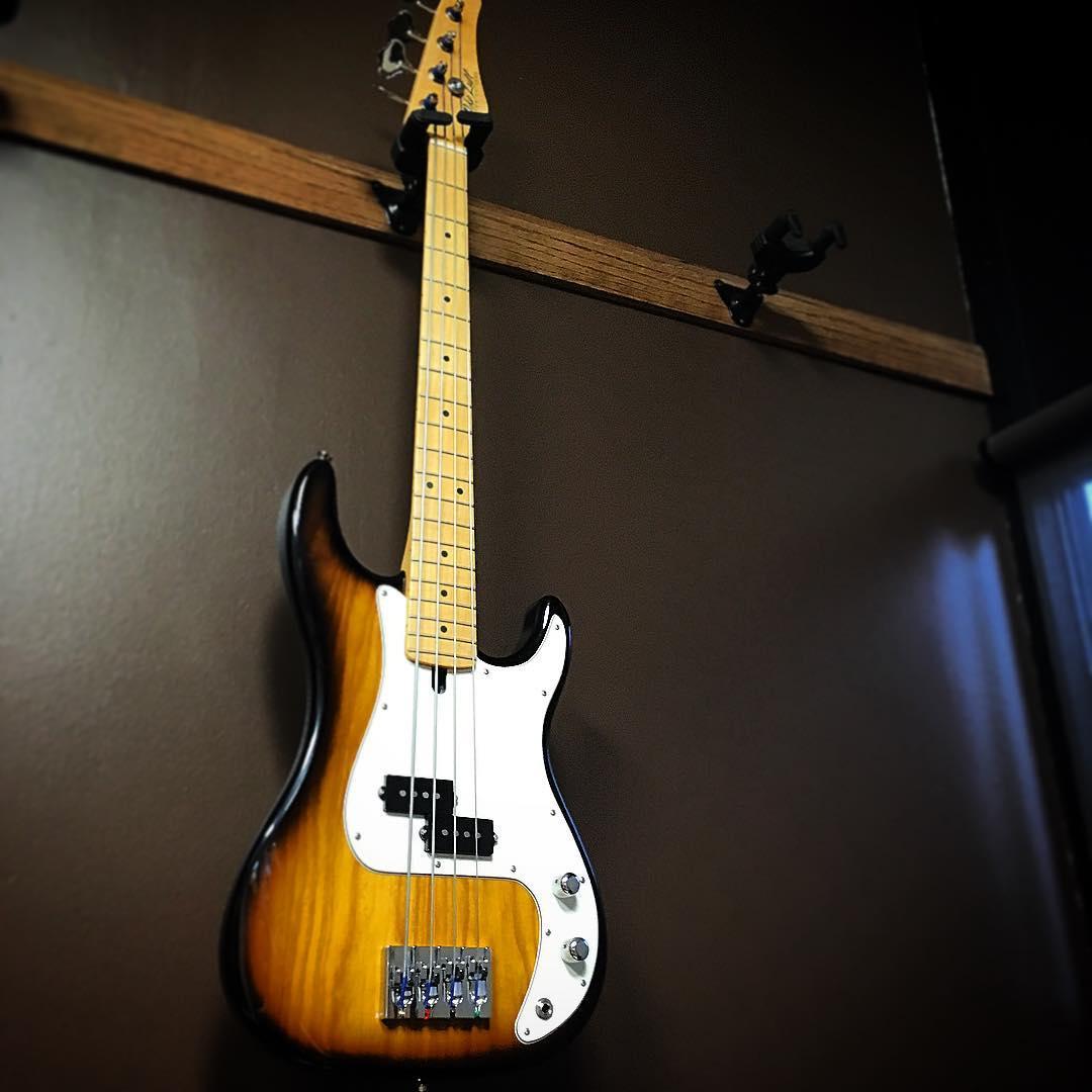 Mike Lull Custom Guitars P430 Standard Bass