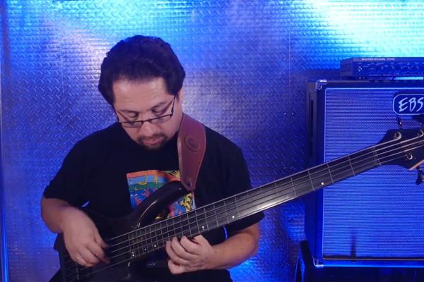 Bass Transcription: A Little Piece for Jaco