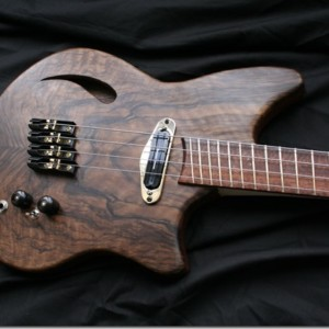 Bass of the Week: AJR Guitarmods Piccolo Bass
