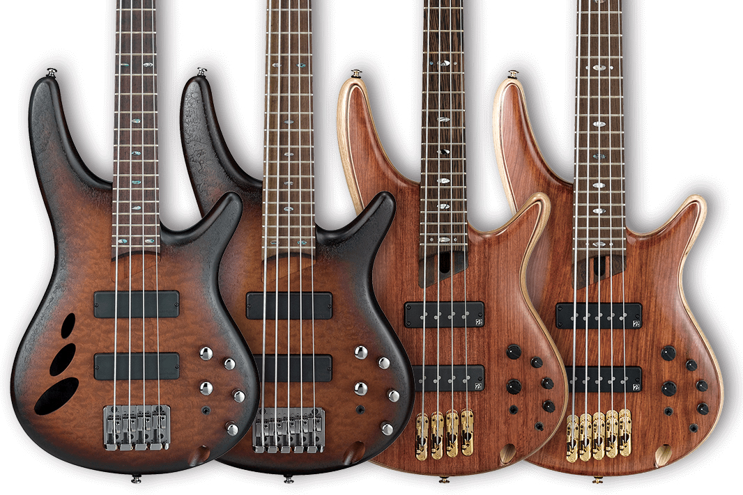 Ibanez 30th Anniversary Limited Edition SR Bass Models