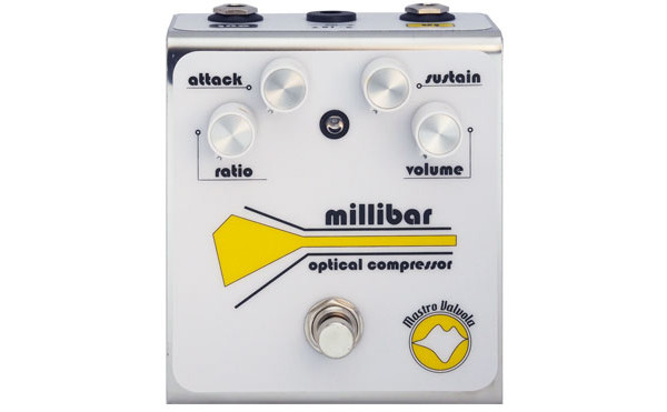 Mastro Valvola Introduces the Millibar Mk2 Compressor