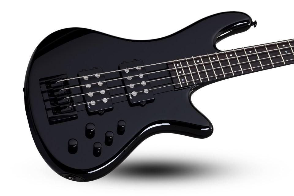 Schecter Stilleto Stage-4 Bass Body