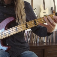 Remco Hendrix: Chill Funk Rock Bass Groove