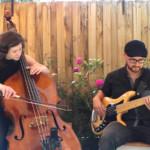 Craig Strain & Lauren Pierce: Bach Invention No.13 – A Minor