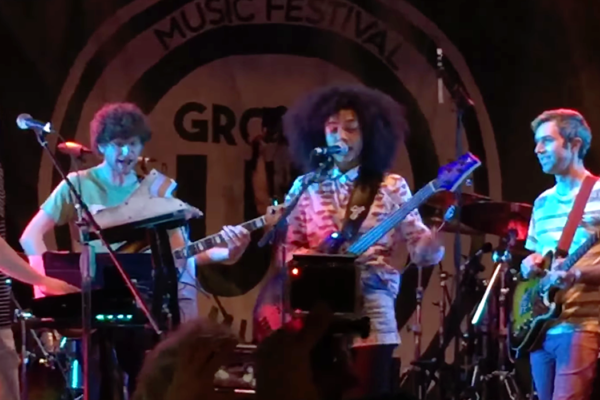 Snarky Puppy with Esperanza Spalding: Grown Folks