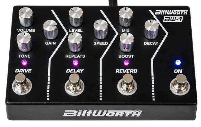 Biltworth BW-1 Effects Pedal (featured photo)
