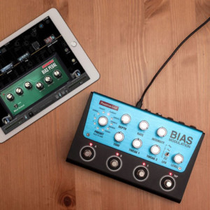 Positive Grid Introduces BIAS Modulation Pedal