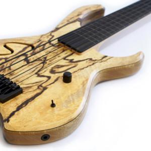 Bass of the Week: Simnett Guitars 5-String Fretless