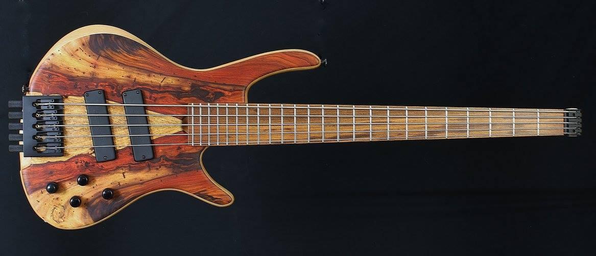 Roscoe Guitars Century Standard Plus 5HL Bass