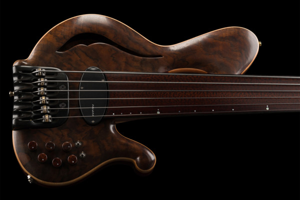 Bass of the Week: Stellart Guitars Nemesis