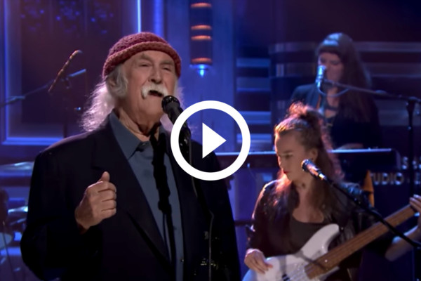 David Crosby: She's Got To Be Somewhere
