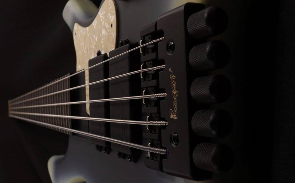 Bogart Bass Sport V Headless Bass Tuners