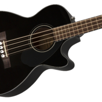 Fender Unveils CB-60SCE Acoustic Bass Guitar