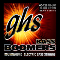 GHS Announces BEAD Tuned Bass Boomers