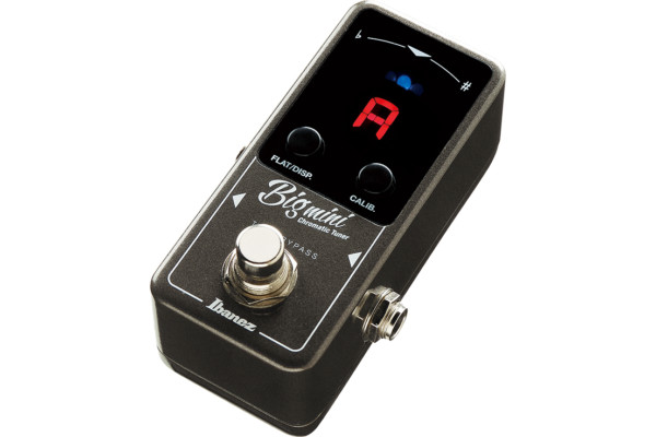 Ibanez Releases Big Mini Pedal Tuner