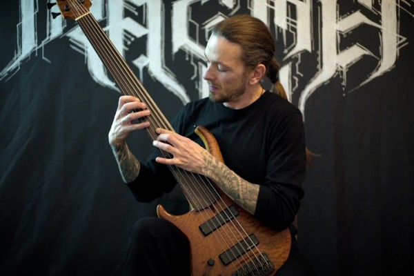 "Dominic ""Forest"" Lapointe: First Fragment's ""Gula"" Playthrough"