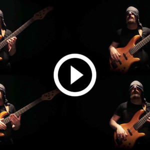 Emanuele Zazzara: Daredevil Theme for 4 Basses