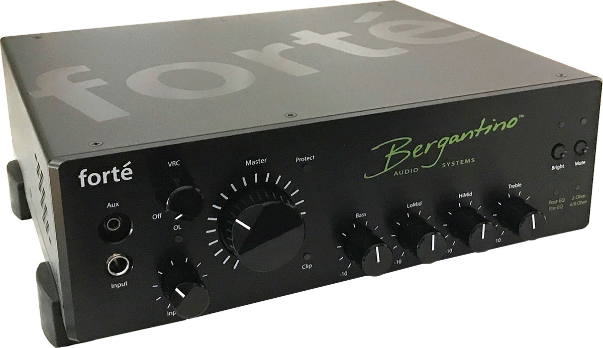 Bergantino Audio Systems Forté Bass Amp