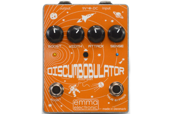 Emma Electronic Updates the DiscomBOBulator Envelope Filter