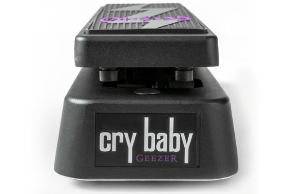 Dunlop Unveils Geezer Butler Cry Baby Wah