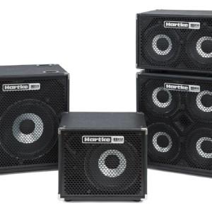Hartke Unveils Enhanced HyDrive Bass Cabinets