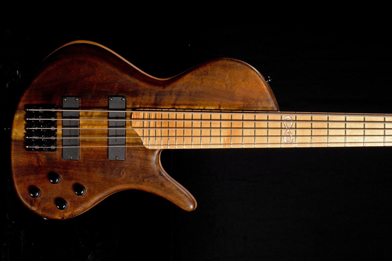 Hernan Gordon Astor Bass Body
