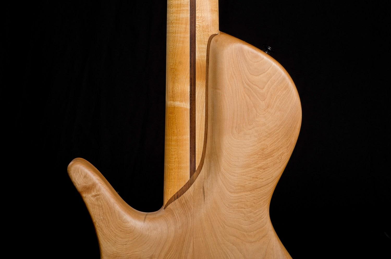 Hernan Gordon Astor Bass Neck Joint